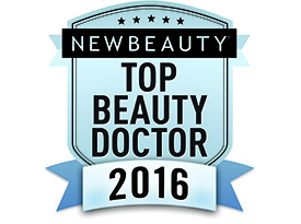 Beauty Seal 2016 with ribbon
